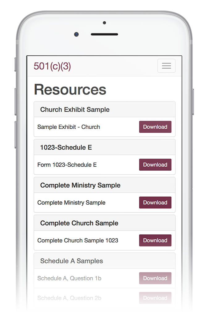 Exemption Suite Startchurch Everything You Need To Start A Ministry